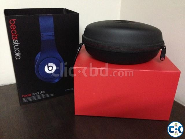 New Beats Studio Over-Ear Headphones | ClickBD large image 1