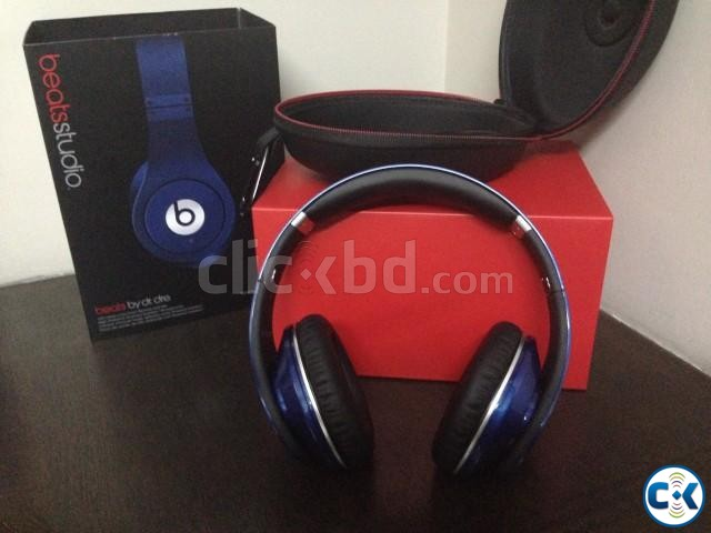 New Beats Studio Over-Ear Headphones | ClickBD large image 2