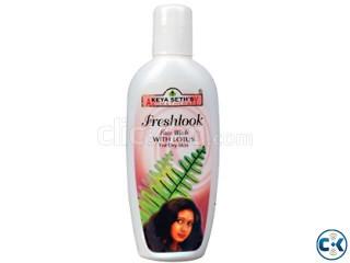 keyaseth  Fresh Look Face Wash Lotus Hotline: 01843786311