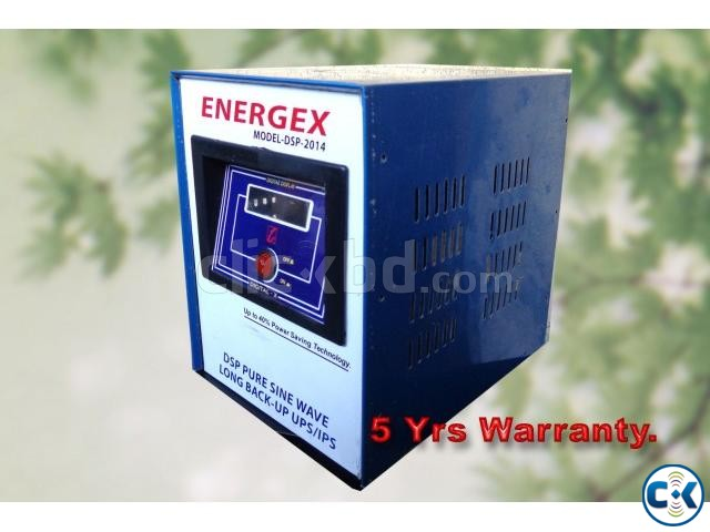 Energex DSP Pure Sine UPS IPS 1200VA 5Yrs Warranty | ClickBD large image 0