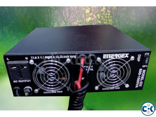 Energex DSP Pure Sine UPS IPS 1200VA 5Yrs Warranty | ClickBD large image 1