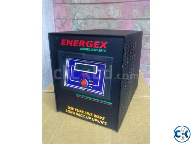 Energex DSP Pure Sine UPS IPS 1200VA 5Yrs Warranty | ClickBD large image 4