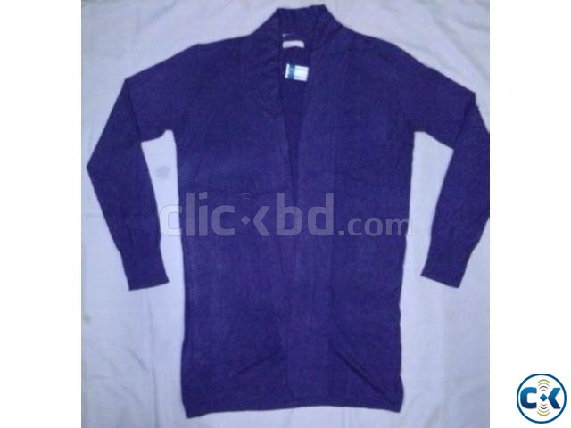 Ladies Long Sleeves 12 G G CARDIGAN Sweater | ClickBD large image 0