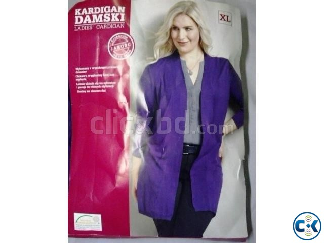 Ladies Long Sleeves 12 G G CARDIGAN Sweater | ClickBD large image 1