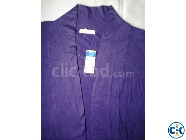 Ladies Long Sleeves 12 G G CARDIGAN Sweater | ClickBD large image 2
