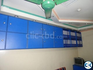 Melamine board made file cabinet