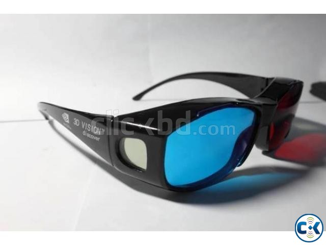 3D GLASS FOR ALL KIND OF DISPALY 3D MOVIE FOR 3D TV  | ClickBD large image 0