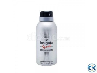 INSIGNIA SPORT DEODORANT BODY SPRAY - Free Home Delivery