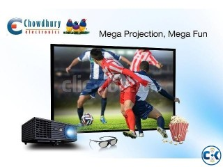 BRAND NEW HD PROJECTOR @ BEST PRICE IN BD 01611646464