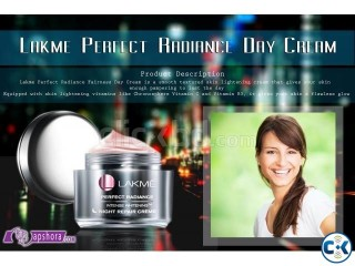LAKME PERFECT RADIANCE DAY CREAM Free Home Delivery