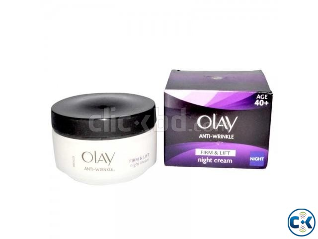 OLAY ANTI WRINKLE Night CREAM - Free Home Delivery | ClickBD large image 0