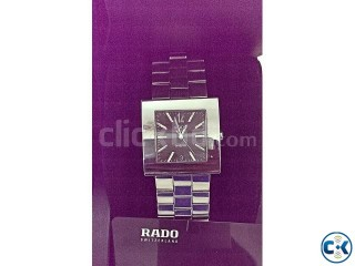 Rado DiaStar Ceramic Watch Genuine