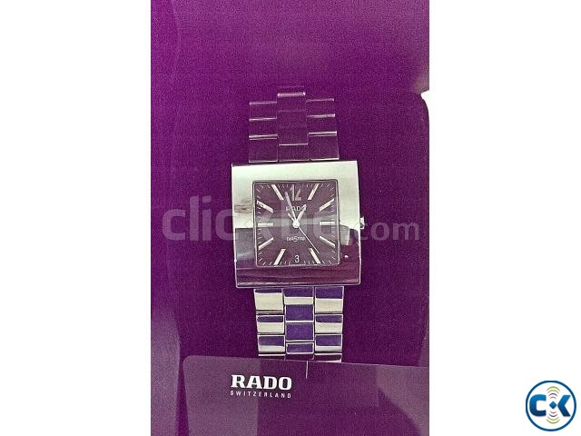 Rado DiaStar Ceramic Watch Genuine  | ClickBD large image 0