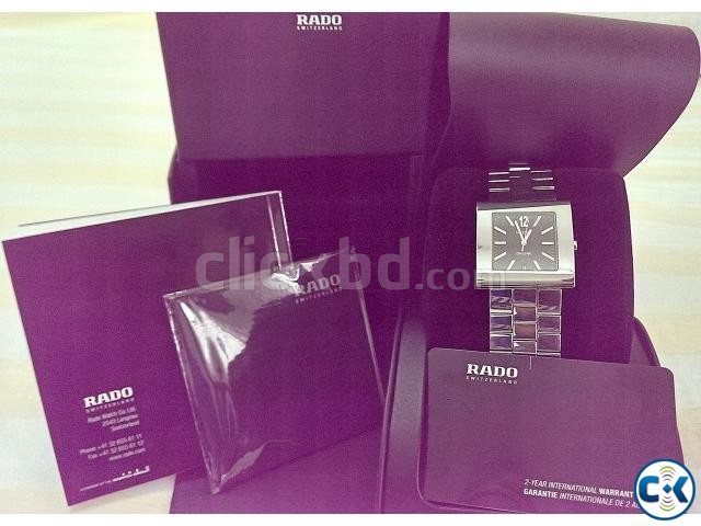 Rado DiaStar Ceramic Watch Genuine  | ClickBD large image 1