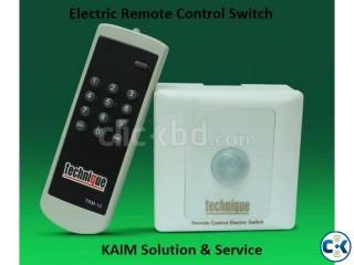 Remote Control Switch- 1 Fan 2 Bulbs