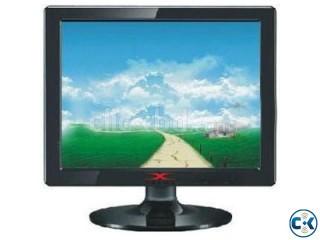 Xtreme 17 Slim HDMI LED TV Monitor