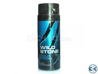 WILDSTONE AQUA FRESH DEODORANT BODY SPRAY