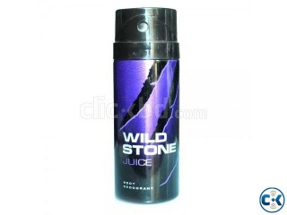 WILD STONE JUIC DEODORANT BODY SPRAY