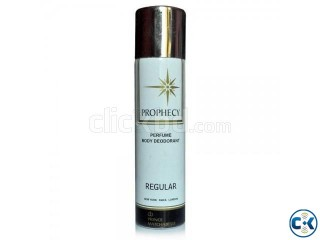 PROPHECY REGULAR DEODORANT BODY SPRAY - Free Home Delivery