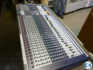 Sound Craft GB -4 32 channel