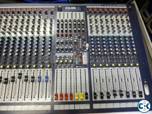 Sound Craft GB -4 32 channel | ClickBD large image 2