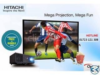Hitachi Multimedia Projector Model CP-EX250