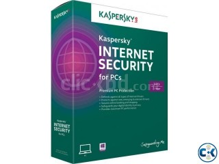 KASPERSKY ANTI VIRUS ONLY 350 TK.