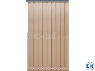 vertical blinds curtain