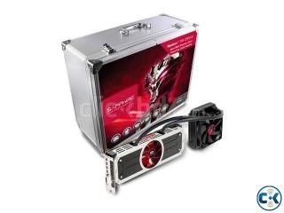 AMD Radeon SAPPHIRE R9 295X2 8GB GDDR5 OC