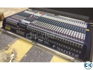 Sound Craft GB -8 8 32 channel