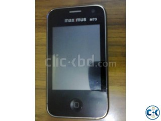 MAXIMUS M710t TRIPLE SIM ALL ACCESSORIES BOX WARRANTY