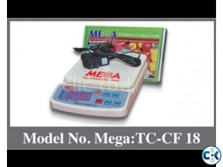 Mega Digital weight scales 1g to 5 kg