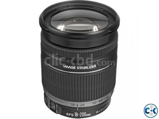 CANON 18-200 lens for sale