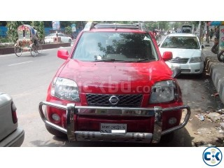 Nissan x trail the ferocious 4wd suv jeep 04