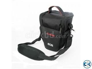 leather coated camera bag