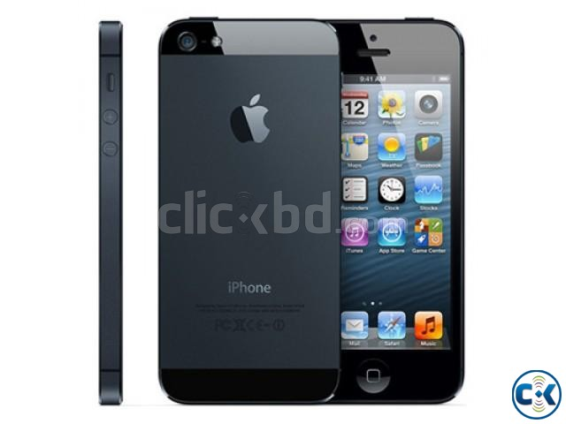 Used fresh condition iPhone 5 | ClickBD large image 0