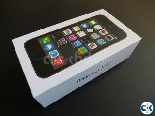Apple iPhone 5S 32GB Space Grey Full Boxed With Warranty