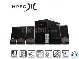 Microlab M700 U 5 1 Home Theater System