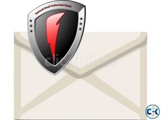 Email Security Authorization Seal by RAFUSOFT BANGLADESH