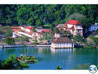 TOUR IN KANDY COLOMBO 4 DAYS 3 NIGHTS