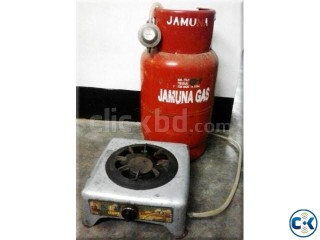 GAS Stove with Cylinder for sale