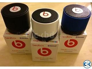 Monster Beatbox S10 Mini Bluetooth Speaker@ Lowest Price@ DX