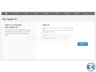 Apple Id For Iphone Ipad
