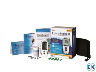CareSens II Blood Glucose Monitoring Systems