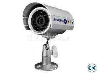 Proline PR-667 480TVL Night Vision CCTV Camera