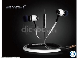 AWEI S-80VI EARPHONES WITH REMOTE