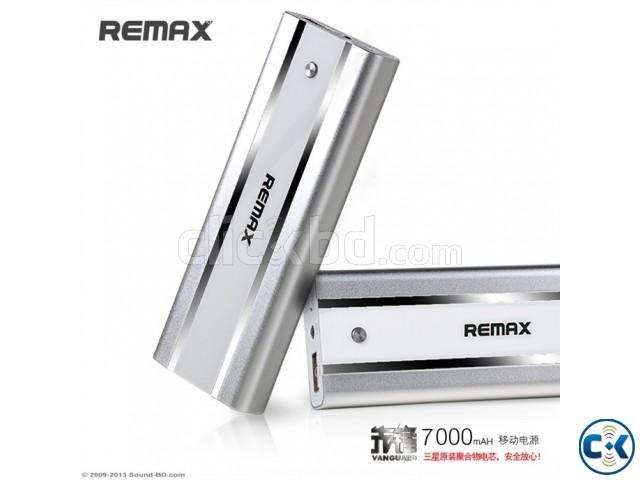 NEW DESIGN REMAX 7000MAH POWER BANK | ClickBD