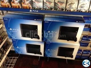 Sony PS4 Console 500GB Region 1