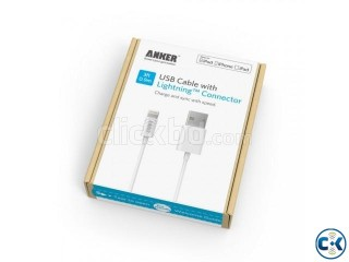 [Apple MFi Certified] Anker® Lightning to USB Cable 3ft