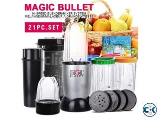 Deluxe Model of 21 pcs Magic Bullet Set